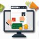 Продажа товаров и услуг через одностраничный сайт
