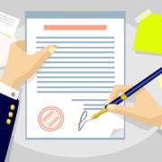 Как составить договор в Вашу пользу