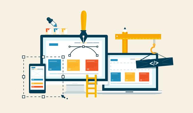 -Описание основных экранов продающегоодностраничника которые помогут сориентироваться посетителю на сайте