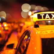Шаблон одностраничного сайта Такси — Заказать от 3 000 руб