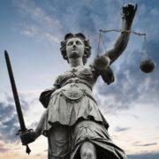 Шаблон одностраничного сайта Адвокатуры