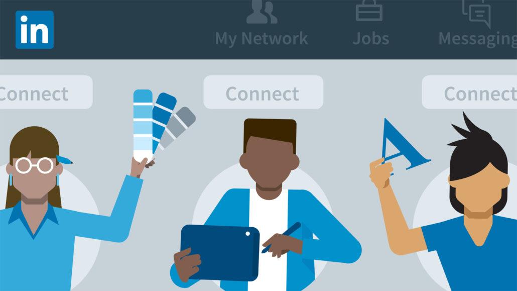 LinkedIn — обмениваемся информацией без ограничений