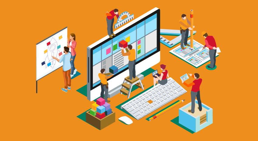 Топ-10 трендов веб-дизайна, о которых следует знать