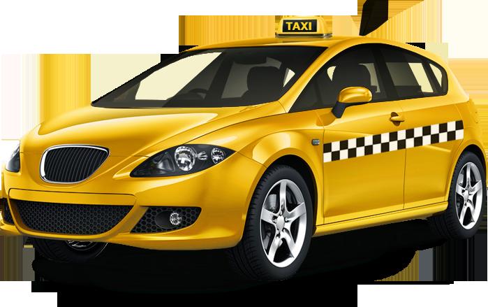 Шаблон одностраничного сайта частного Таксиста