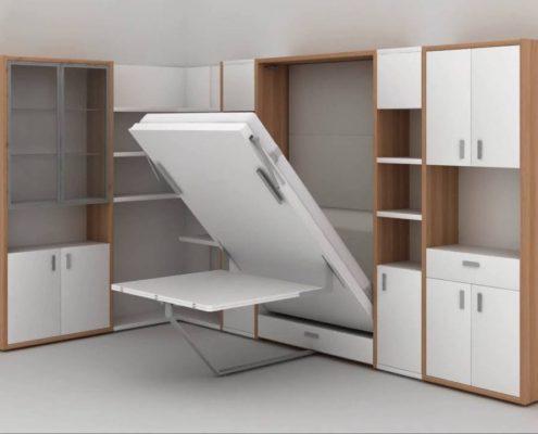 Сайт одностраничник корпусной Мебели